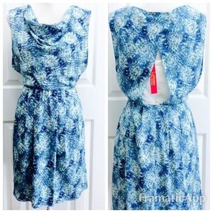 NEW Mini With Side Pockets Sleeveless Dress SZ 8